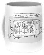Funding The Subway Coffee Mug