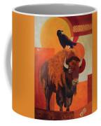 Fur And Feathers Coffee Mug