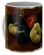 Fuzzy Pumpkins Coffee Mug