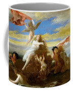 Galatea And Polyphemus  Coffee Mug