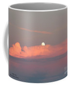 Galveston Moon Rising Coffee Mug