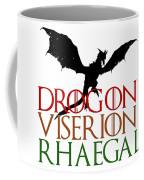 Game Of Thrones Coffee Mug