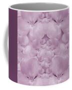 Garden Of Big Paradise Flowers Ornate Coffee Mug