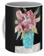 Garden Roses Coffee Mug