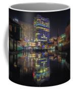 Gas Street Basin At Night Coffee Mug