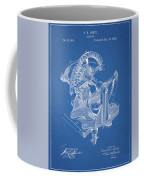 Gear Patent Design Coffee Mug