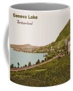 Geneva Lake Coffee Mug