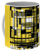 Geometric Stylization 3 Coffee Mug