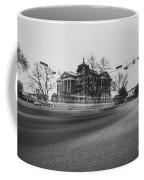 Georgetown Texas Town During The Early Morning Coffee Mug by PorqueNo Studios