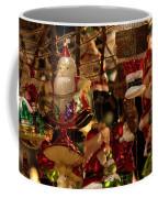 German Christmas Ornaments Coffee Mug