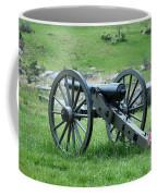 Gettysburg Cannon Coffee Mug