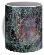 Ghost Galaxy  Coffee Mug