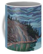 Gitchi-gami Cove Cliff Coffee Mug