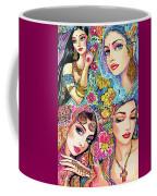 Glamorous India Coffee Mug