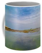 Goat Island Distant View Maine Coffee Mug
