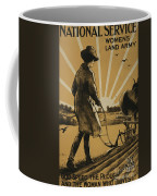 God Speed The Plough And The Woman Who Drives It Coffee Mug