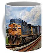 Going On A Train Ride Coffee Mug