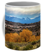 Golden Cottonwoods Coffee Mug