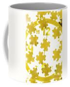 Golden Gauge Coffee Mug