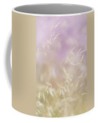 Golden Grasses And Purple Heather Swaying In The Breeze Coffee Mug