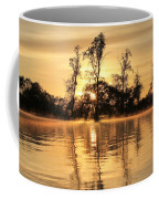 Golden Start Coffee Mug
