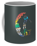 Golf Coffee Mug