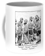 Good Beard Nice Beard Coffee Mug