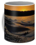 Good Harbor Bay Sunset Coffee Mug