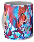 Graffiti Mural Design Coffee Mug