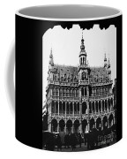 Grand Palace, Brussels Coffee Mug
