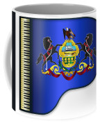 Grand Pennsylvania Flag Coffee Mug
