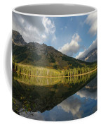 Grand Tetons And Fall Coffee Mug by Ronnie and Frances Howard