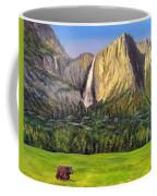 Grandeur And Extinction Coffee Mug by Kevin Daly