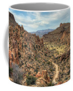 Grapevine Mountain Trail Coffee Mug