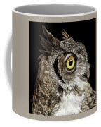 Great-horned Owl Coffee Mug