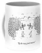 Great Mascot Coffee Mug