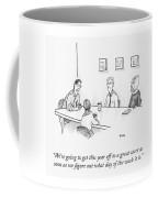 Great Start Coffee Mug