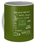 Green 1982 Original Coffee Mug