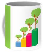 Green Economy Investment Concept Coffee Mug