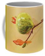 Green Pomegranate Coffee Mug