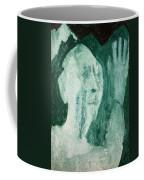 Green Portrait Coffee Mug