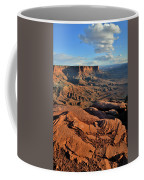 Green River Overlook Rim In Canyonlands Np Coffee Mug
