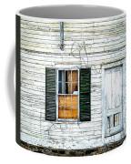 Green Shutters Coffee Mug by Kendall McKernon