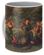 Green Summer 1868 Coffee Mug