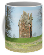 Greenknowe Tower Ruin Coffee Mug