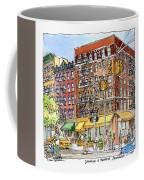 Greenwich Village Laundromat Coffee Mug