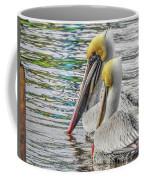 Greeting Party Coffee Mug