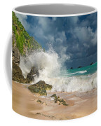 Greetings From The Beach Coffee Mug