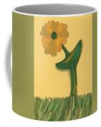 Growing Bronze Coffee Mug