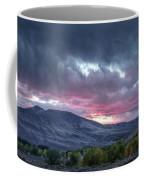 Gunnison Sunset Coffee Mug